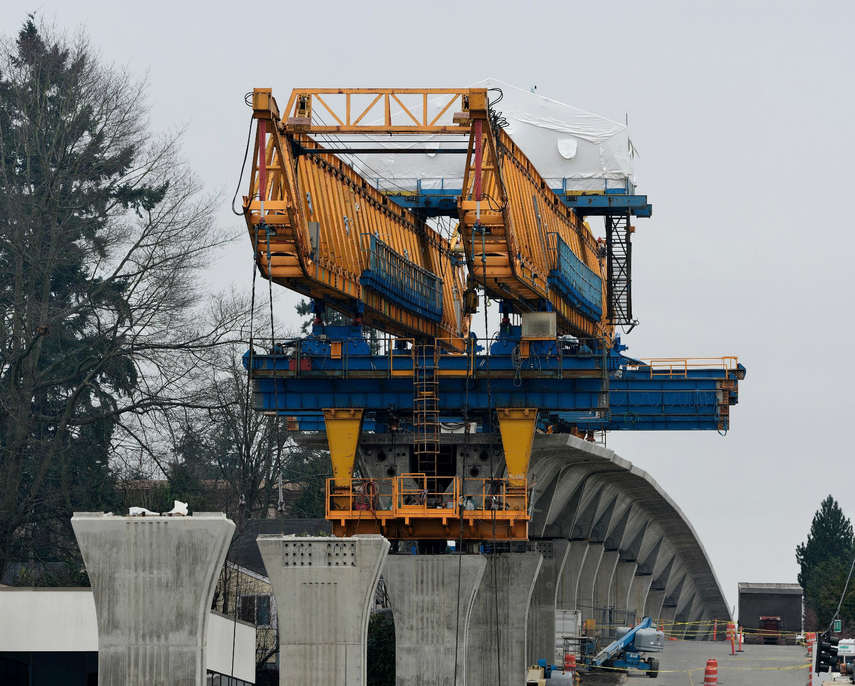 Sound Transit S. 200th Light Rail Extension Project, O ...